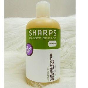 SHARPS Lemon Fig Body Wash 12 oz